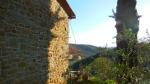 La Casa in Chianti vieuw from Cipresso's Terrace