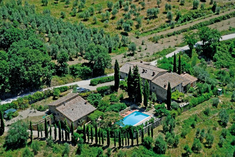 LA CASA IN CHIANTI FORCHERI