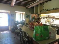 Le cuoche in cucina